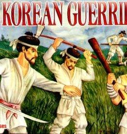 Red Box (RBX) 1/72 Korean Guerrillas 16-17 century