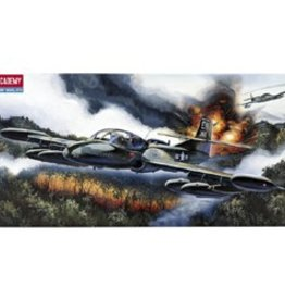 Academy/Model Rectifier Corp. (ACY) 1/72 A37B Dragonfly