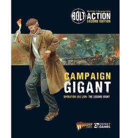 Warlord Games (WLG) Bolt Action Operation Gigant Sea Lion Pt 2