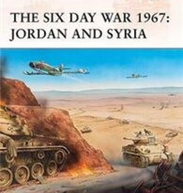 Osprey Publishing (OSP) The Six Day War '67, Jordan/Syria