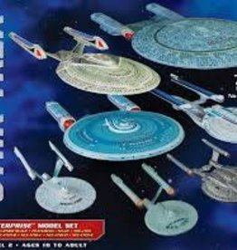 AMT (AMT) Star Trek U.S.S. Enterprise Box Set - Snap