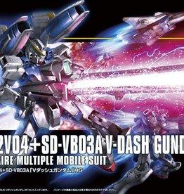Bandai (BAN) 1/144 LM312V04 + SD-VB03A V-DASH GUNDAM HG