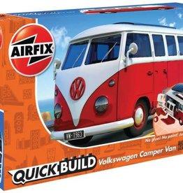 Airfix (ARX) Quickbuild VW Camper Van