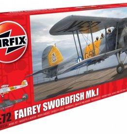 Airfix (ARX) 1/72 Fairey Swordfish Mk I