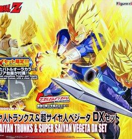 Bandai (BAN) SUPER SAIYAN TRUNKS & VEGETA DX Set