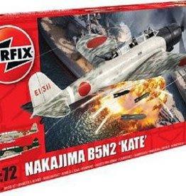 Airfix (ARX) 1/72 Nakajima B5n2 Kate
