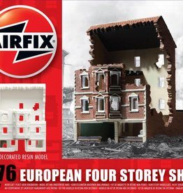 Airfix (ARX) 1/76 European four storey shop