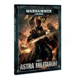 Games Workshop (GAW) 40K: Imperial Astra Militarum Codex (SC)