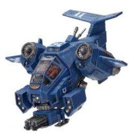 Games Workshop (GAW) 40K: Space Marine Stormtalon Gunship