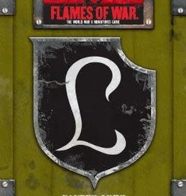 Flames of War (FOW) Pz Lehr Gaming Set Add-on