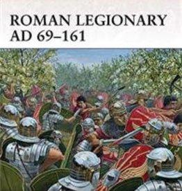 Osprey Publishing (OSP) Roman Legionary AD69-161 (SC)