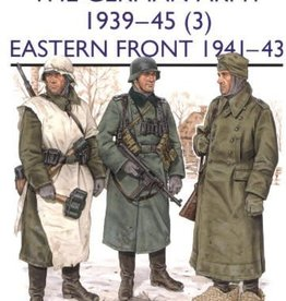 Osprey Publishing (OSP) The German Army 1939-45 (3)