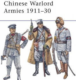 Osprey Publishing (OSP) Chinese Warlord Armies 1911-30