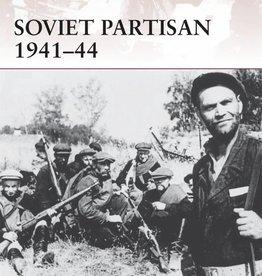 Osprey Publishing (OSP) Soviet Partisan 1941-45 (SC)