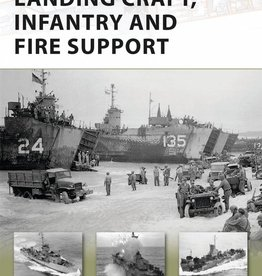 Osprey Publishing (OSP) Landing Craft, Infantry, and Fire Support