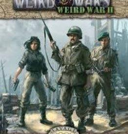 Studio 2 Publishing (S2P) Savage Worlds Weird War II