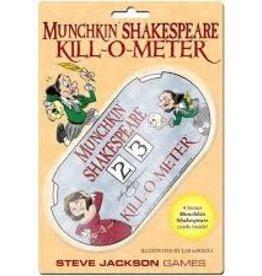 Steve Jackson Games (SJG) Munchkin Shakespeare Kill-o-Meter