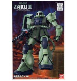 Bandai (BAN) 1/144 MS-06F ZAKU II FIRST GRADE