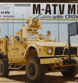 Panda (PND) 1/35 M-ATV MRAP w/CROW II RWS