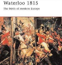 Osprey Publishing (OSP) Waterloo 1815