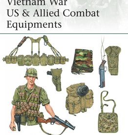 Osprey Publishing (OSP) VIETNAM WAR US & COMBAT