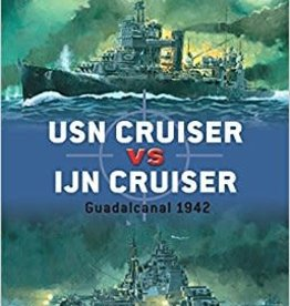 Osprey Publishing (OSP) USN Cruiser vs IJN Cruiser (SC)