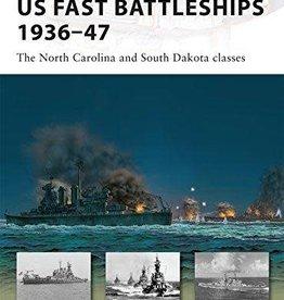 Osprey Publishing (OSP) US Fast Battleships 1936-47