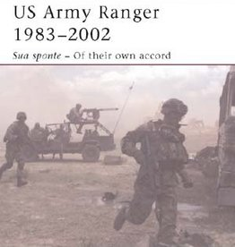 Osprey Publishing (OSP) US Army Ranger 1983-2002