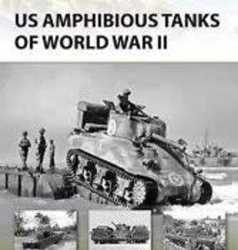 Osprey Publishing (OSP) US Amphibious Tanks of WWII (SC)