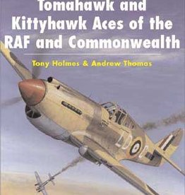 Osprey Publishing (OSP) Tomhawk and Kittyhawk aces