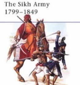 Osprey Publishing (OSP) The Sikh Army 1799-1849
