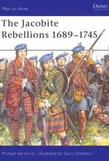 Osprey Publishing (OSP) The Jacobite Rebellions 1689-1745