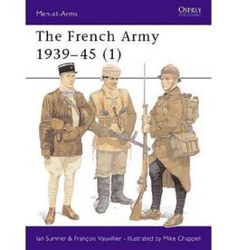 Osprey Publishing (OSP) The French Army 1939-45 (1)