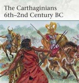 Osprey Publishing (OSP) The Carthaginians, 6th-12th Century BC (SC)