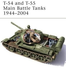 Osprey Publishing (OSP) T-54 & T-55 MBT 1958-2004 (SC)