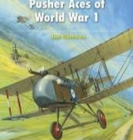 Osprey Publishing (OSP) Pusher Aces of WWI