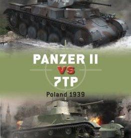 Osprey Publishing (OSP) Panzer II vs 7TP (SC)