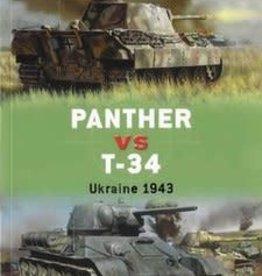 Osprey Publishing (OSP) Panther Vs T-34