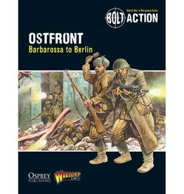 Warlord Games (WLG) Ostfront; Bolt Action Supplement