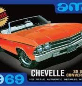 AMT (AMT) 1/25 1969 Chevelle Convertible
