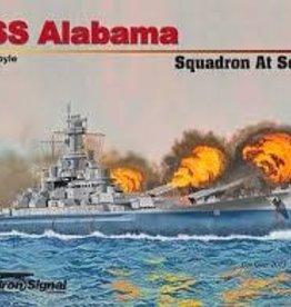 Squadron Signal      Publications (SSP) USS ALABAMA AT  SEA