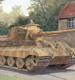 Dragon Models (DML) 1/72 King Tiger Henschel