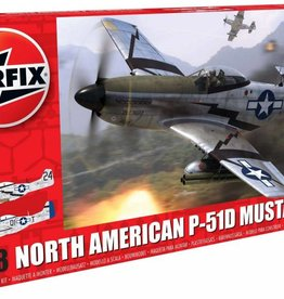 Airfix (ARX) 1/48 North American P-51D Mustang