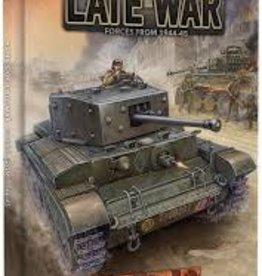 Flames of War (FOW) FOW Armies of Late War