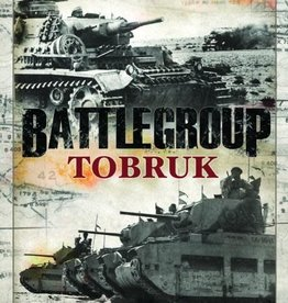 Plastic Soldier Company (PSO) Battlegroup Tobruk Campaign Supplement