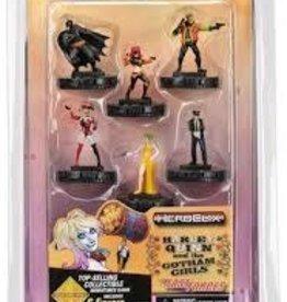 Wizkids (WZK) DC HC Harley Quinn & Gotham Girls Fast Forces