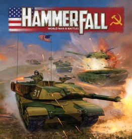 Flames of War (FOW) Team Yankee - Hammerfall