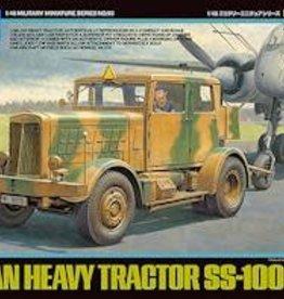 Tamiya (TAM) 1/48 Hanomag SS-100 German Heavy Tractor