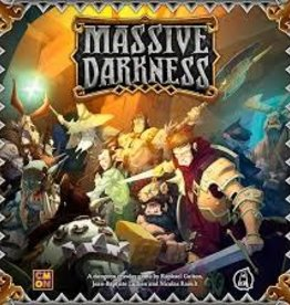 Cool Mini or Not (CMN) Massive Darkness - The Board Game
