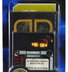 Wizkids (WZK) STAW Cardassian ATR-4107 Card Pack Wave 1